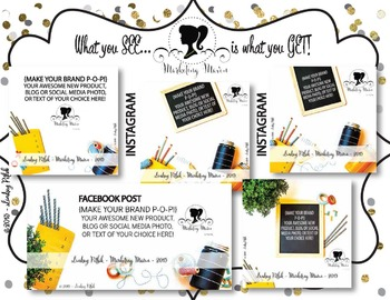 Marketing Maven VINTAGE SCHOOLHOUSE SOCIAL MEDIA: Instagra