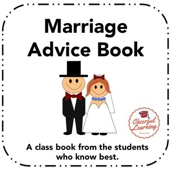 Marriage Advice Book