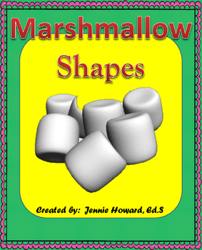 Marshmallow Shapes Building