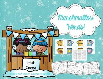 Marshmallow Words!