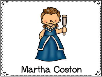 Martha Coston  Inventor (Rescue Flare)