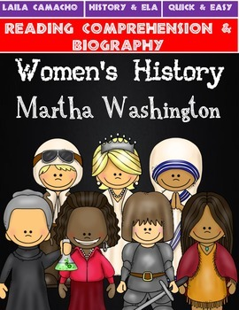 Women's History Month: Martha Washington