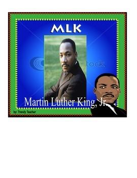 Martin Luther King, Jr. flipchart