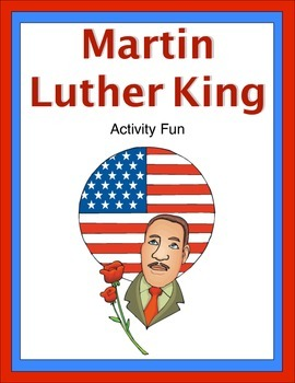 Martin Luther King Activity Fun