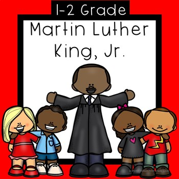 Martin Luther King, Jr., Black History, Reader's Theater a