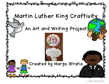 Martin Luther King Craftivity