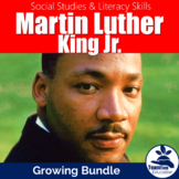 Martin Luther King Day Growing Literacy Bundle