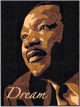 Martin Luther King Dream Mural
