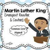 Martin Luther King Emergent Reader & Centers