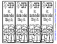 Martin Luther King-  I have a Dream Bookmarks -Color AND B