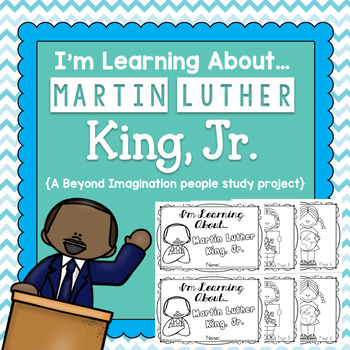 Martin Luther King, Jr. |MLK| 48 Pages for Differentiated