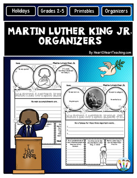 Martin Luther King Organizers