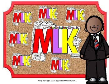 Martin Luther King, Jr.: Writing