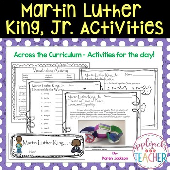 Martin Luther King, Jr. - Across the Curriculum - Common C