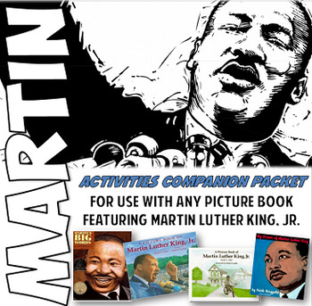 Martin Luther King, Jr. Reading Lessons & Interactive Acti