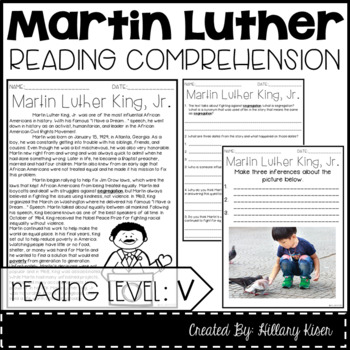 Martin Luther King, Jr. Biography