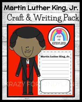 Martin Luther King, Jr. Craft and Writing