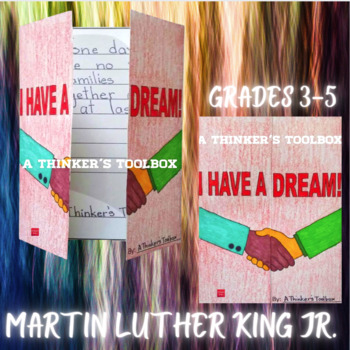 Martin Luther King Jr. Craft and Writing Activity