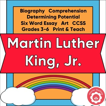 Martin Luther King, Junior: Discrimination, Equality, Diversity