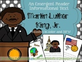Martin Luther King, Jr. - Emergent Reader