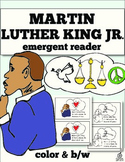 Martin Luther King Jr. Emergent Reader