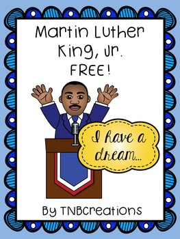 Martin Luther King, Jr. FREE