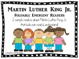 Martin Luther King Jr. Foldable Readers Pack ~2 Versions P