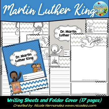 Biography Folders - Martin Luther King