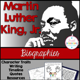 MARTIN LUTHER KING, JR. - Biography (Martin Luther King Day)