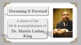 Martin Luther King, Jr. MLK Civil Rights Lesson Tolerance