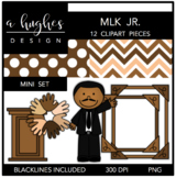 Martin Luther King Jr. - MLK Jr. Mini Set {Graphics for Co