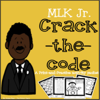 Martin Luther King Jr. Math & Literacy Packet - Print and