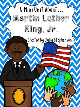 Martin Luther King, Jr. Mini Unit