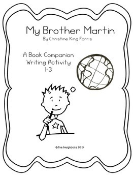 Martin Luther King Jr., My Brother Martin Book Companion,