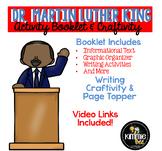 Martin Luther King Printable