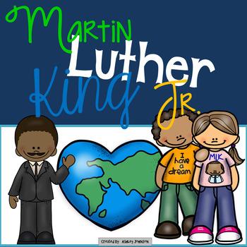 Martin Luther King, Jr. No Prep
