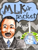 Martin Luther King Jr. Activities Packet for 2nd Grade