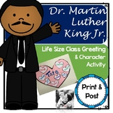 Martin Luther King Jr. Print and Post