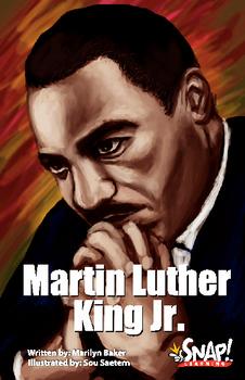 Martin Luther King Jr. - Printable Leveled Reader