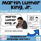 Martin Luther King, Jr {en español} Spanish Reader, Timeli