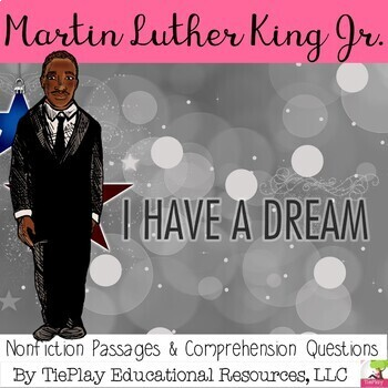 Freebie for 30 Days Only! Martin Luther King Jr.'s Legacy