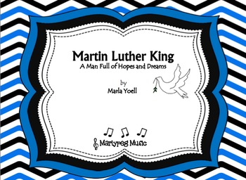 Martin Luther King Song /A Man of Peace/ Song of Remembrance