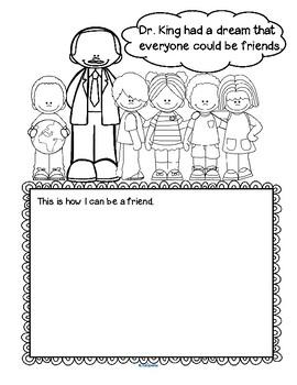 Martin Luther King Preschool #KindnessNation