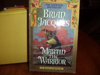 Martin The Warrior ISBN 0-441-00186-6