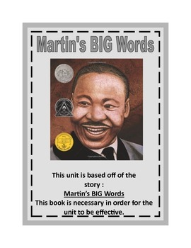 """Martin's BIG Words"""