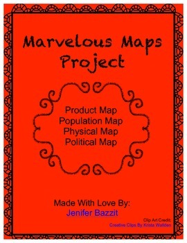 Marvelous Maps Project