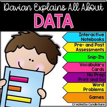 Marvelous Math: Data