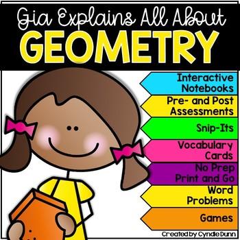 Marvelous Math: Geometry