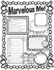 Marvelous Me {Star Student of the Week}