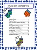 Marvelous Mitten Mystery! Logic Puzzle for Early Primary